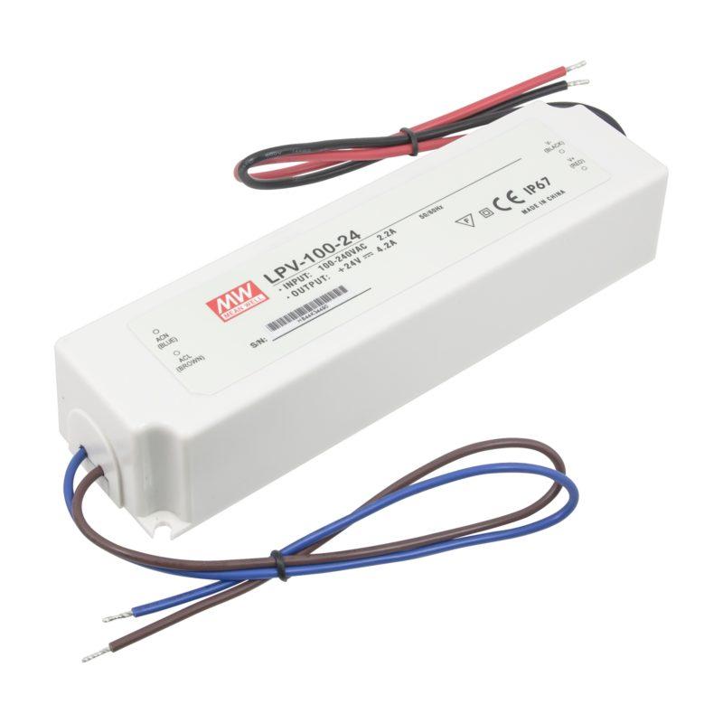 LED-DR100-24
